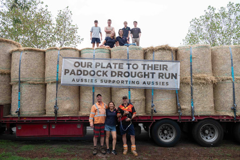 Our Plate to their Paddock Charity Droug