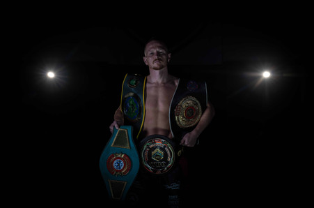 Luke Jackson Boxing