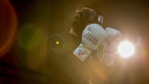 Luke Jackson Professional Boxer