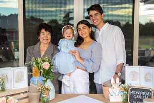 Antonia's 1st Birthday