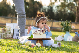 Antonia's 1st Birthday