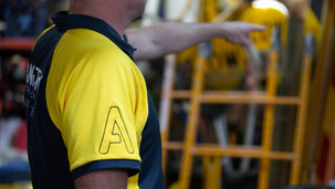 Andrik Construction Shoot
