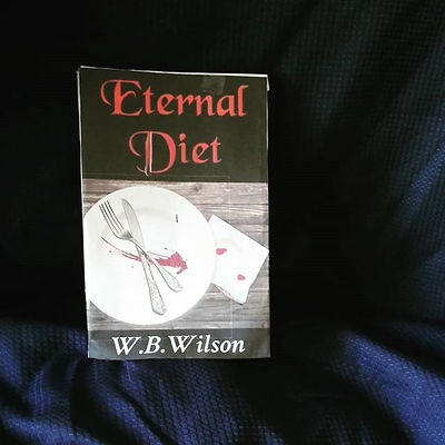 Eternal Diet cover. Dieting doesn't work