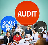 Audit Bookkeeping Finance Money Report C