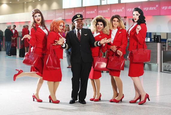 Virgin Atlantic Pride Pride