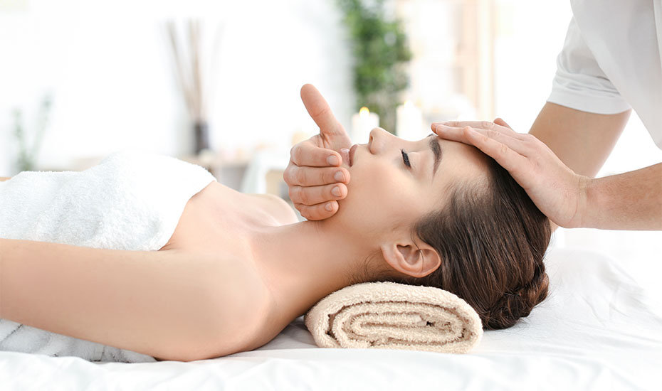 Body and head massage