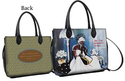 My Cup Runneth Over African American Bible Bag.PNG