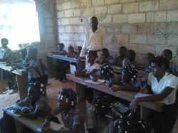 Our second grade class