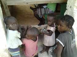 Fighting poverty in picmy La Gonave