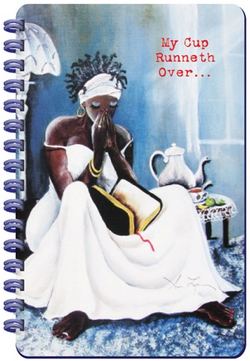 My Cup Runneth Over Journal