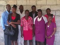 Eight of our Teachers