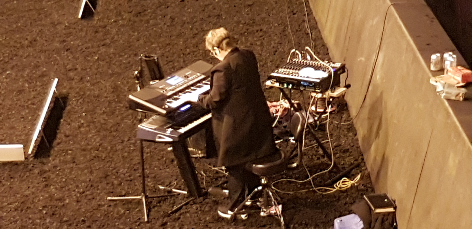 Gaynor Playing Live
