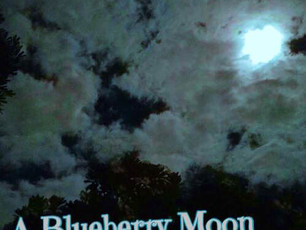 A Blueberry Moon for Cora