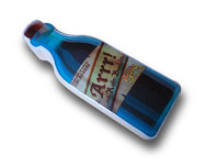 ct111 Pirate bottle