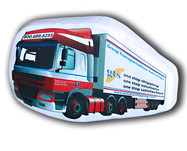 ct134 truck three quarter