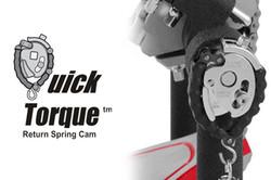 quicktorquecam pedal upgrade