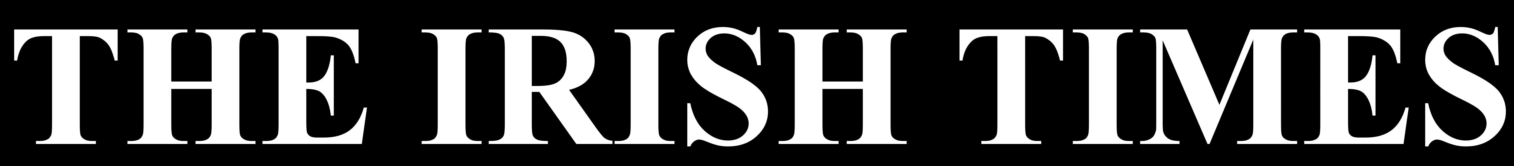 The_Irish_Times_logo_black