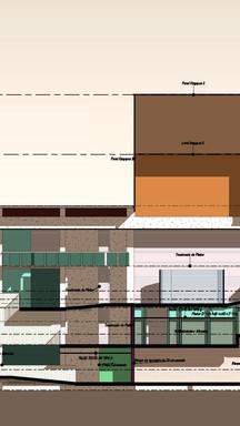 BIM de análisis constructivo y medición para construcción de edificio Tunel del Viento en Zaragoza