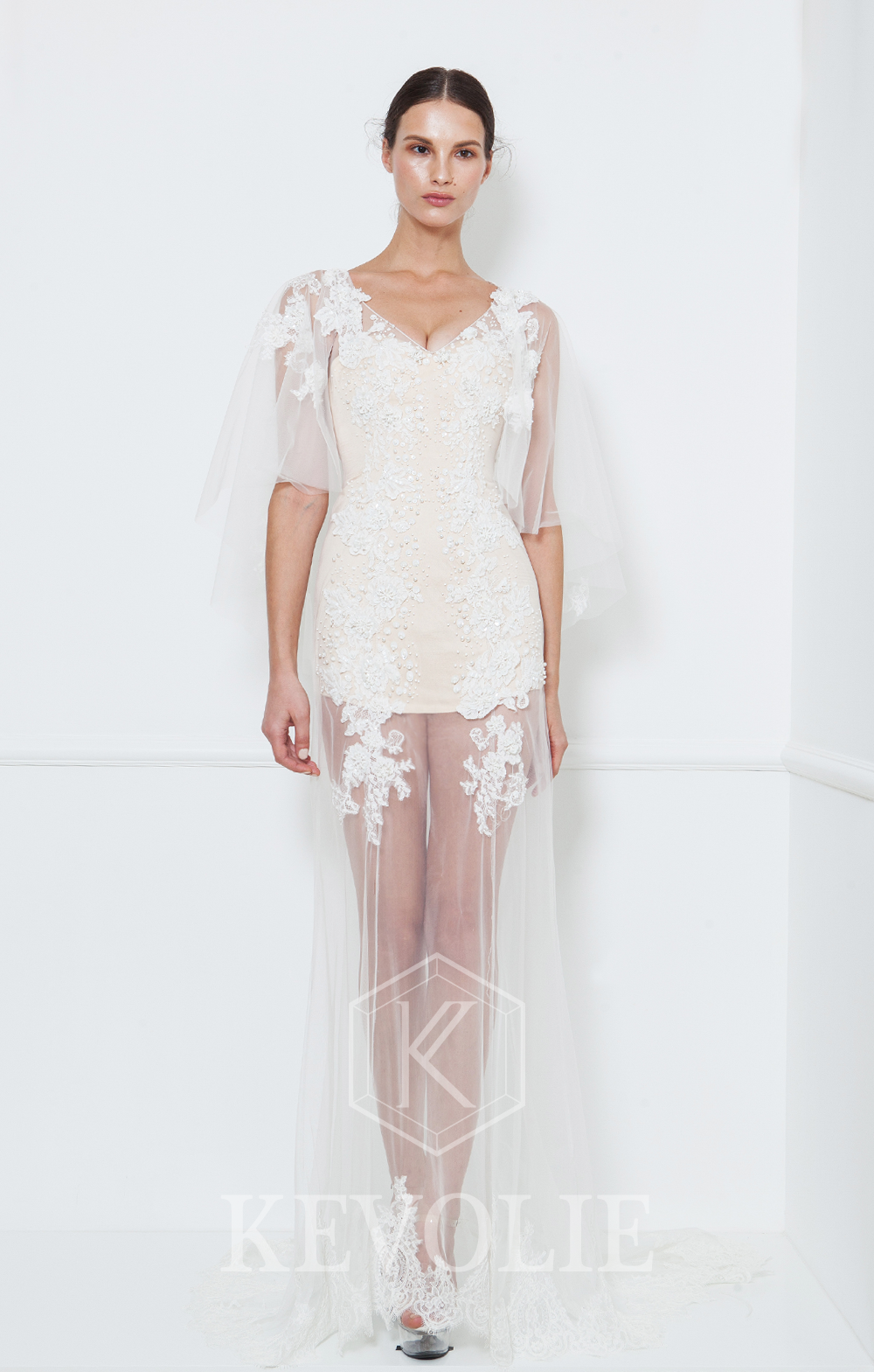 BRIDAL COLLECTION 2015-LOOK 15