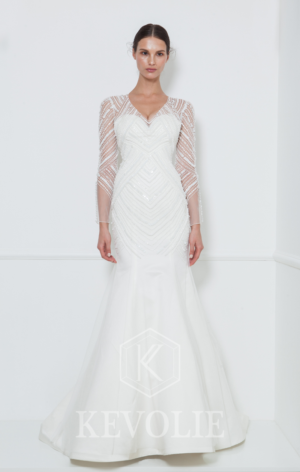 BRIDAL COLLECTION 2015-LOOK 17