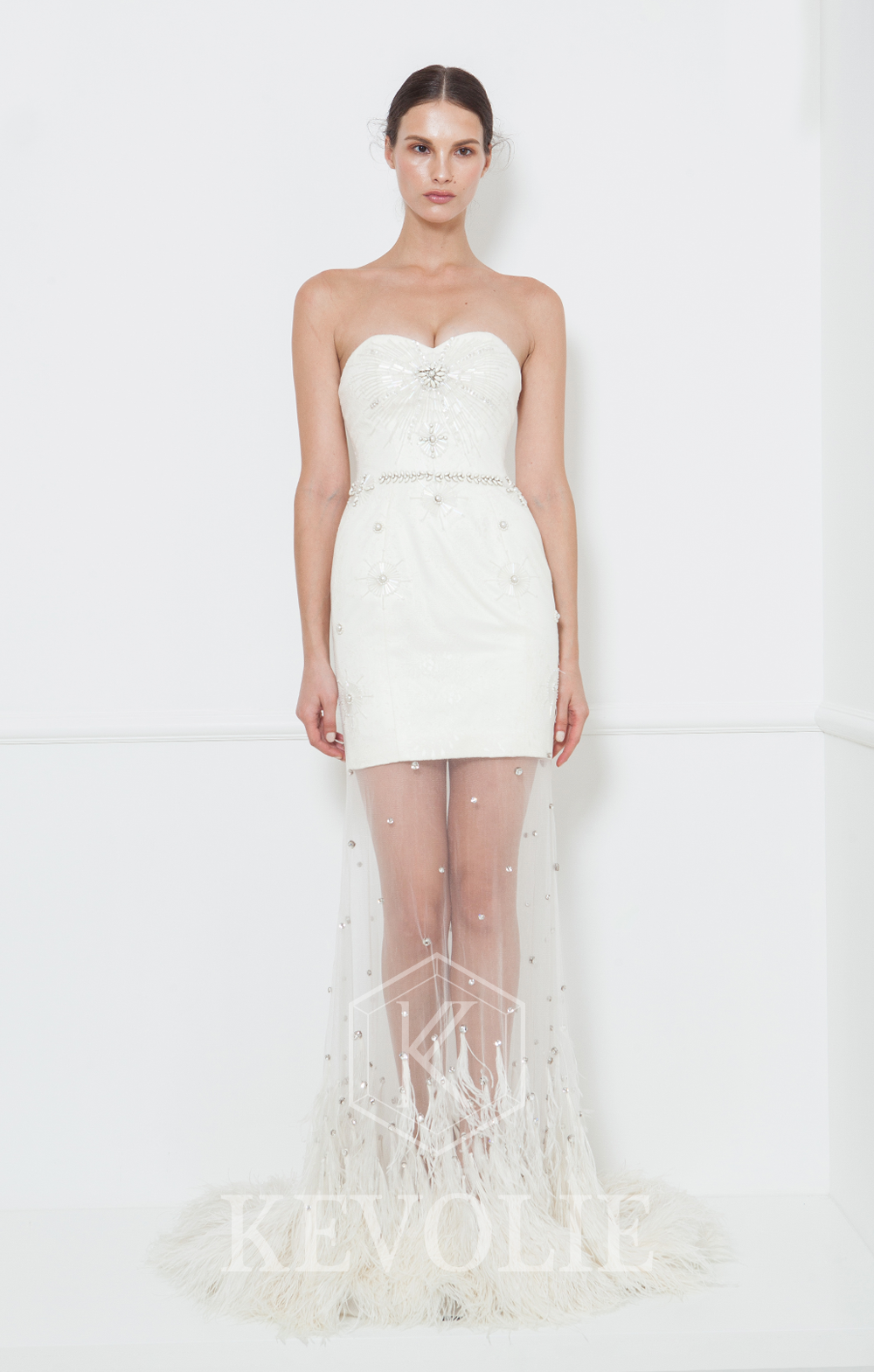 BRIDAL COLLECTION 2015-LOOK 22