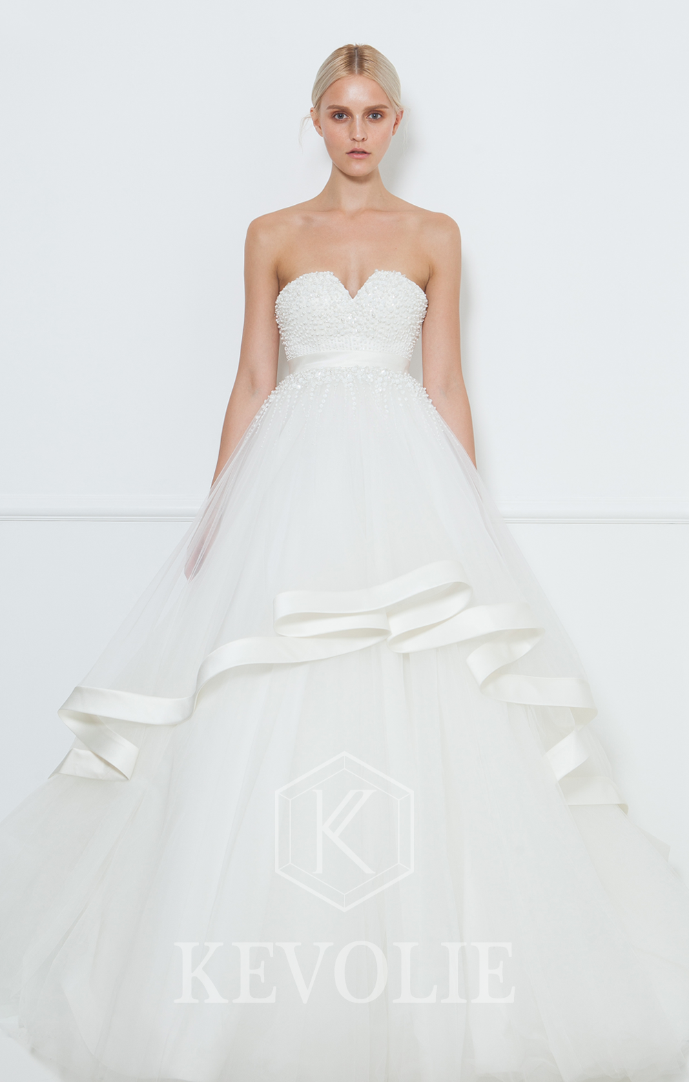 BRIDAL COLLECTION 2015-LOOK 12