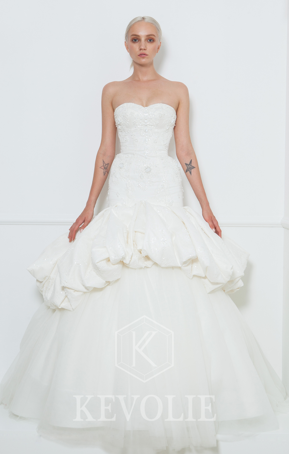 BRIDAL COLLECTION 2015-LOOK 9
