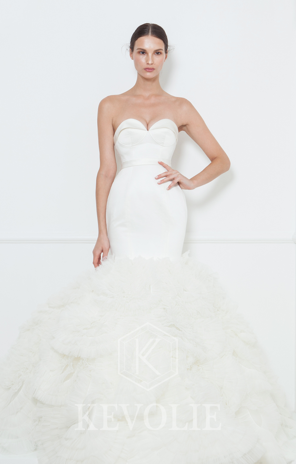 BRIDAL COLLECTION 2015-LOOK 13