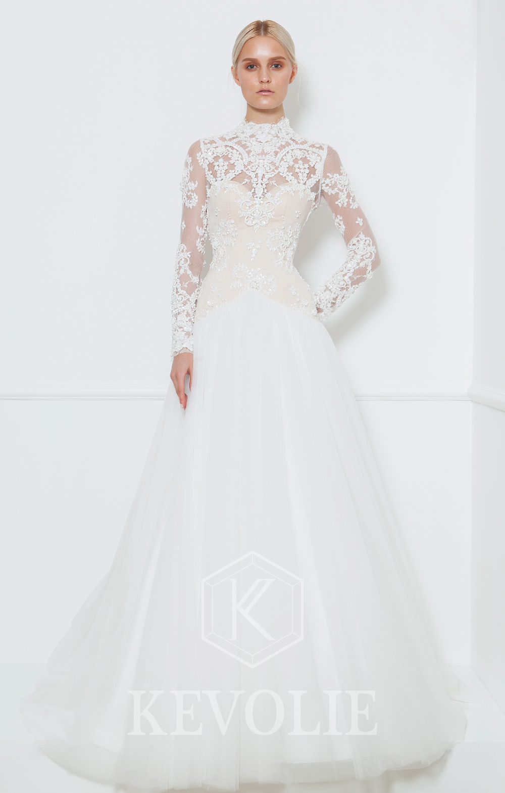 BRIDAL COLLECTION 2015-LOOK 4