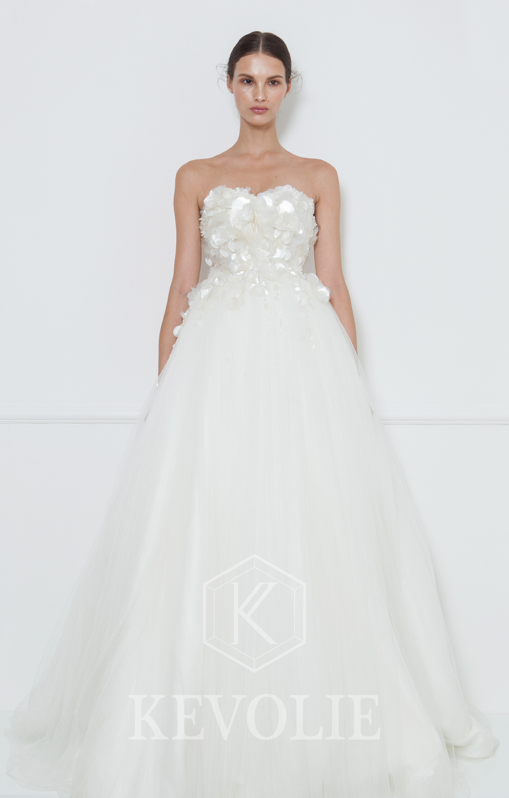 BRIDAL COLLECTION 2015-LOOK 24