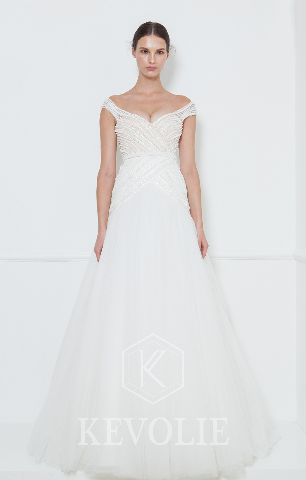 BRIDAL COLLECTION 2015-LOOK 20