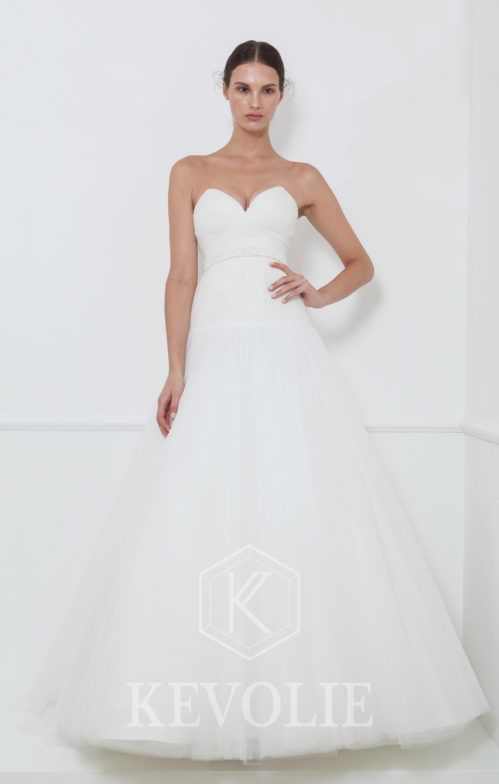 BRIDAL COLLECTION 2015-LOOK 16