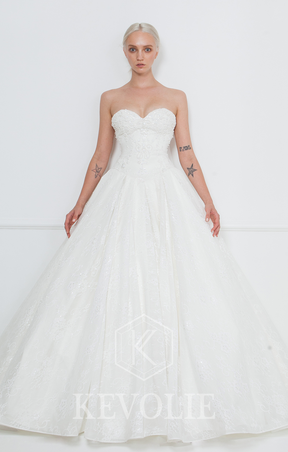 BRIDAL COLLECTION 2015-LOOK 14
