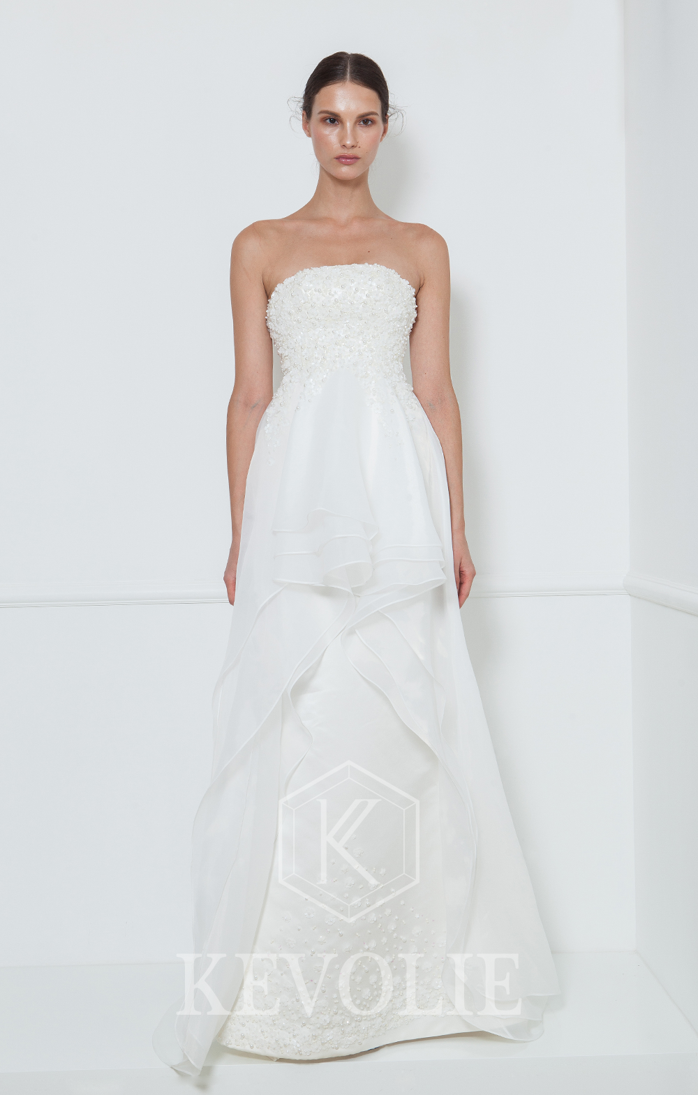 BRIDAL COLLECTION 2015-LOOK 18