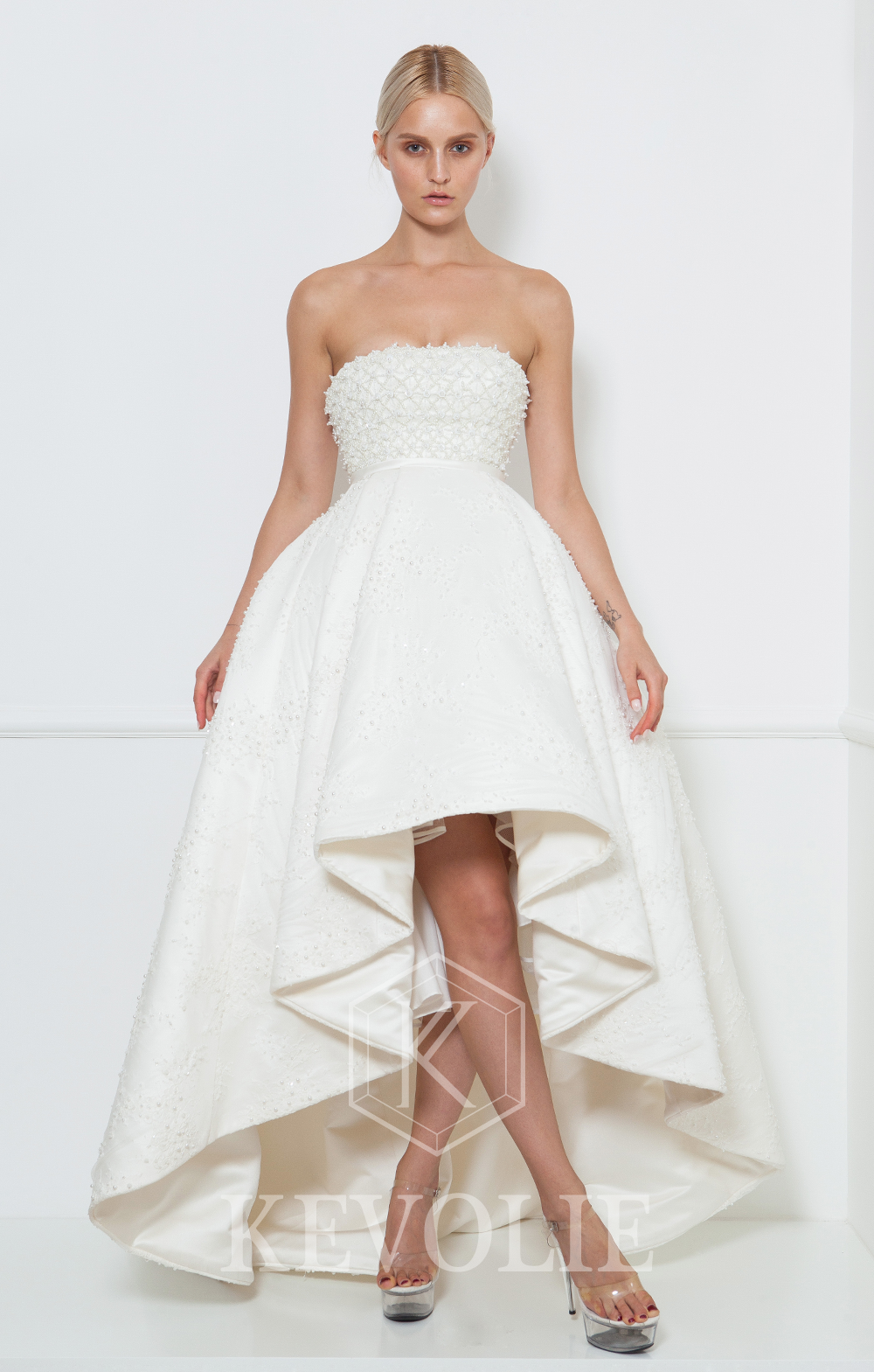 BRIDAL COLLECTION 2015-LOOK 10