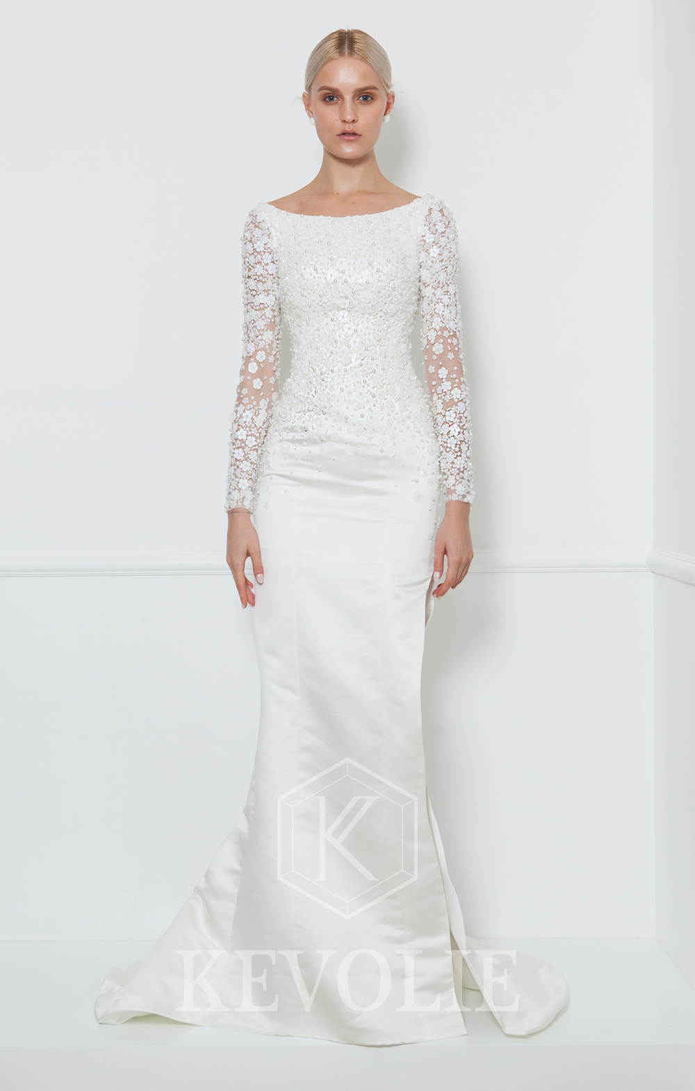 BRIDAL COLLECTION 2015-LOOK 1