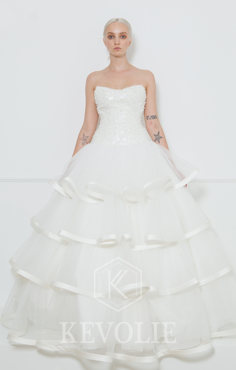BRIDAL COLLECTION 2015-LOOK 21