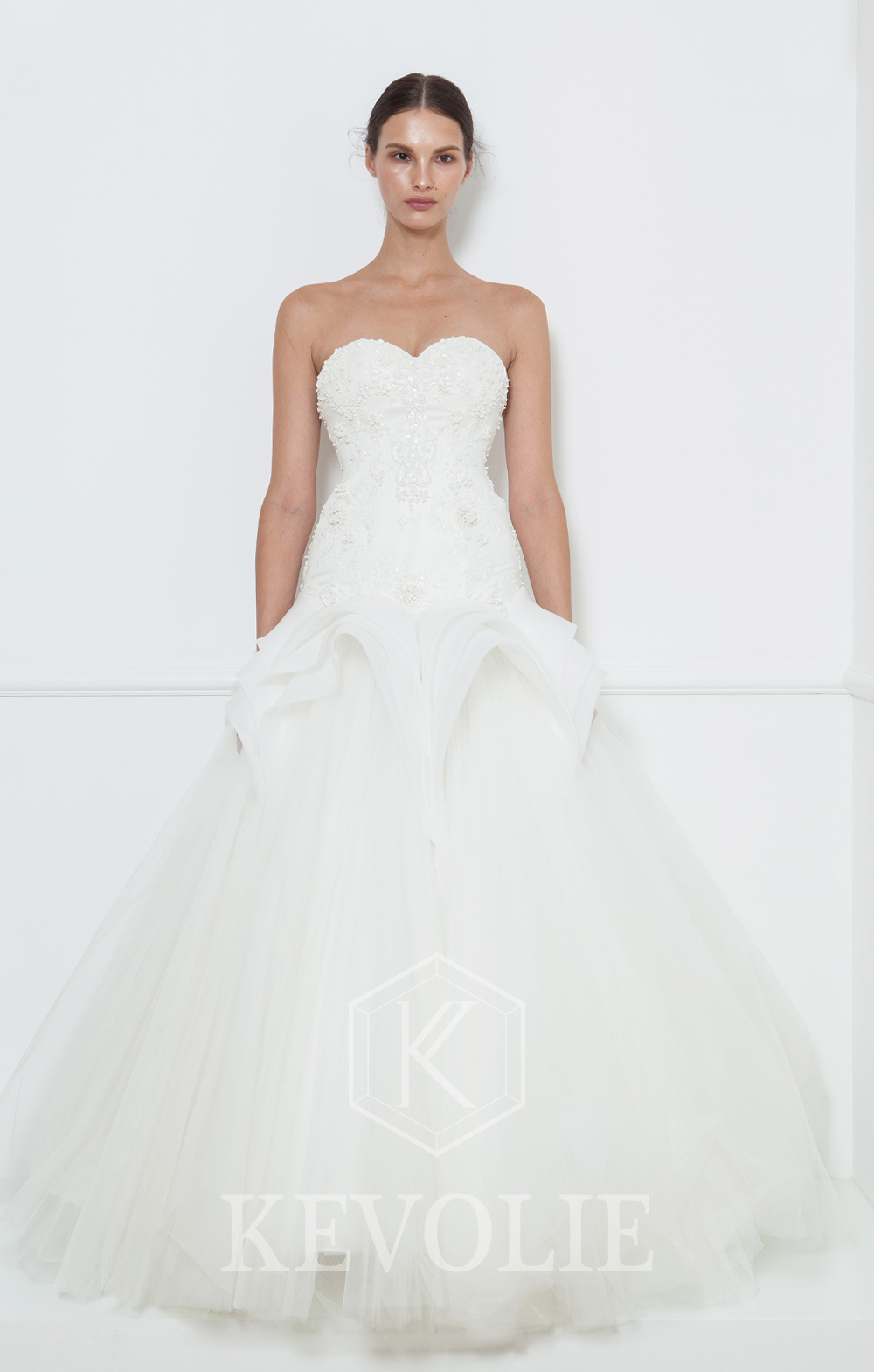 BRIDAL COLLECTION 2015-LOOK 27