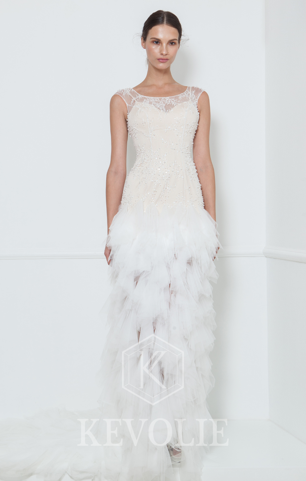 BRIDAL COLLECTION 2015-LOOK 3