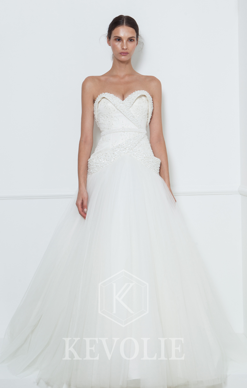 BRIDAL COLLECTION 2015-LOOK 8