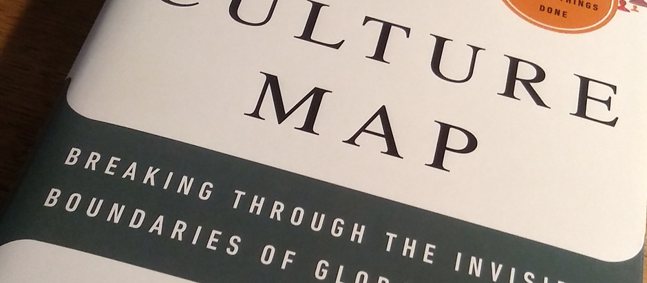 Books we read: The Culture Map by Erin Meyer