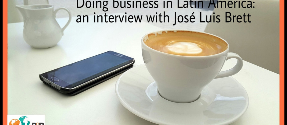 Doing business in Latin America: an interview with José Luis Brett