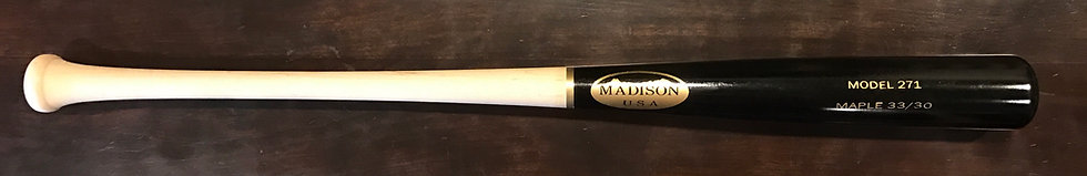 Youth Model 271 Maple Bat