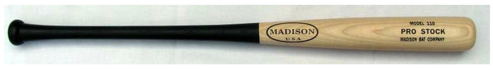 Model 110 Maple Bat