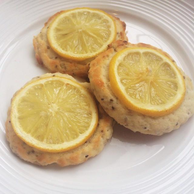 Biscuits au citron  | Dodo la Grano - recettes végétaliennes, santé et simples