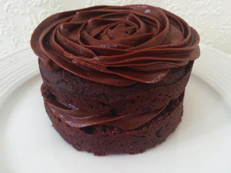 Gâteau au chocolat à partager … ou pas !