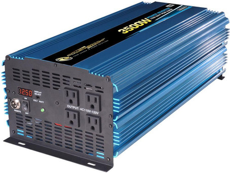 Power Inverters And Your Electric Motor: Education, Safety, And More
