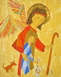 L'ange Raphaël