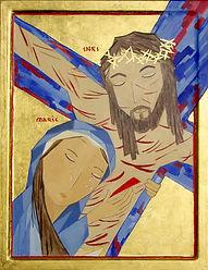Golgotha, Notre-Dame de compassion