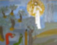 Mont Thabor, Jésus transfiguré